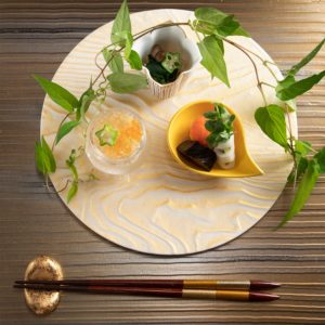 SHOWKADO ENRICHES THE COLORS OF MEALS